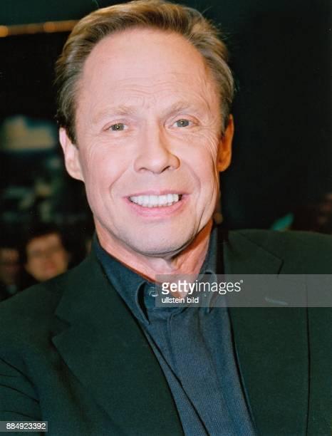 Kraus Peter * Schauspieler Saenger Entertainer D Porträt
