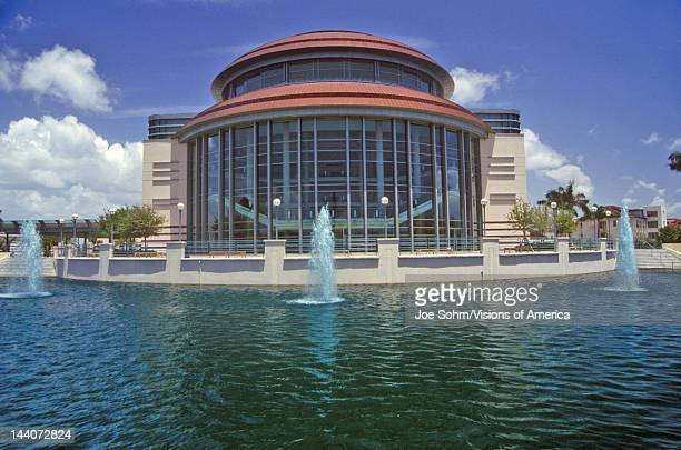 Kravis Center for the Performing Arts in West Palm Beach Florida
