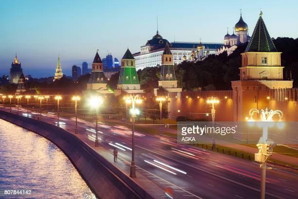 Kremlin Moscow  Panorama Russia