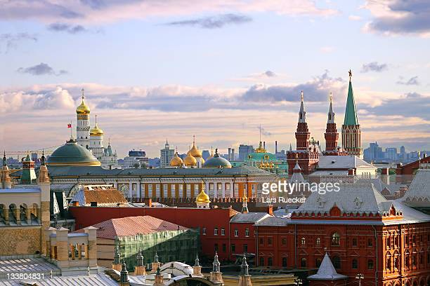 kremlin, moscow, russia - moscow russia stock pictures, royalty-free photos & images
