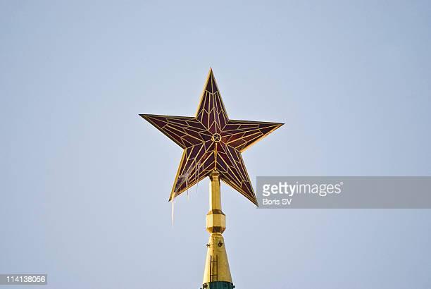 Kremlin Star with Big Icicle