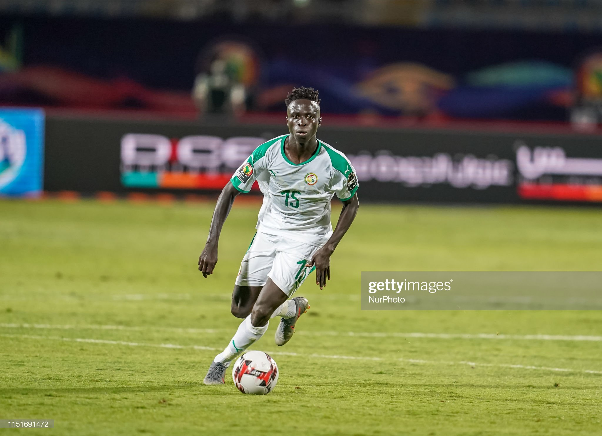 Senegal v Tanzania - 2019 African Cup of Nations : Photo d'actualité