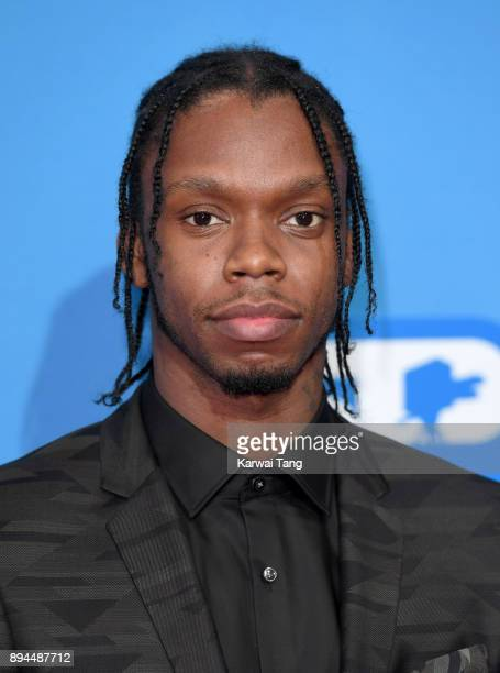Krept attends the BBC Sports Personality of the Year 2017 Awards at the Echo Arena on December 17 2017 in Liverpool England