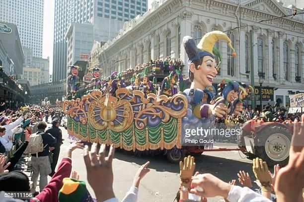 Krewe of Rex Mardi Gras Parade