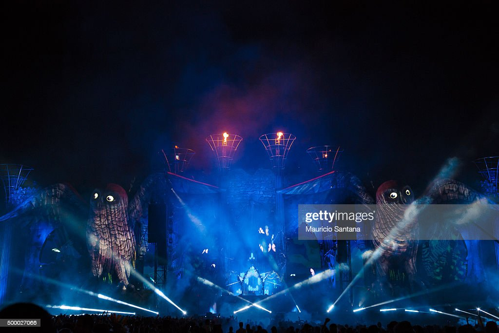 Electric Daisy Carnival Brasil - Day 1