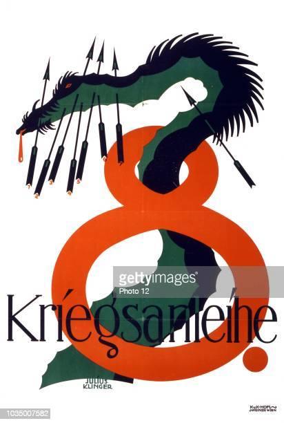 Kriegsanleihe by Julius Klinger. 1918.