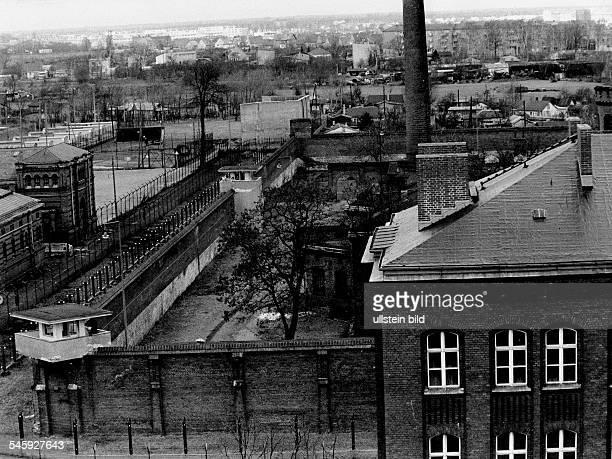 Kriegsverbrechergefängnis Berlin Spandau 1970