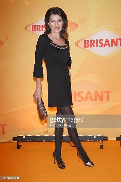 Kriemhild Jahn Bei Der Verleihung Des Brisant Brillant In Den Bavaria Studios In München
