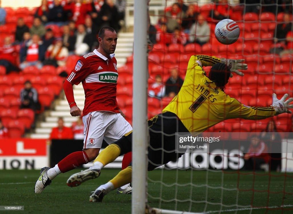 Middlesbrough v Bristol City - npower Championship
