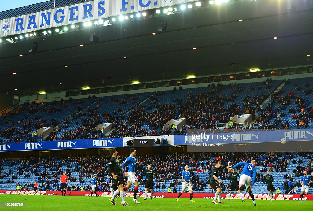 Rangers v Raith Rovers - The William Hill Scottish Cup Fifth Round