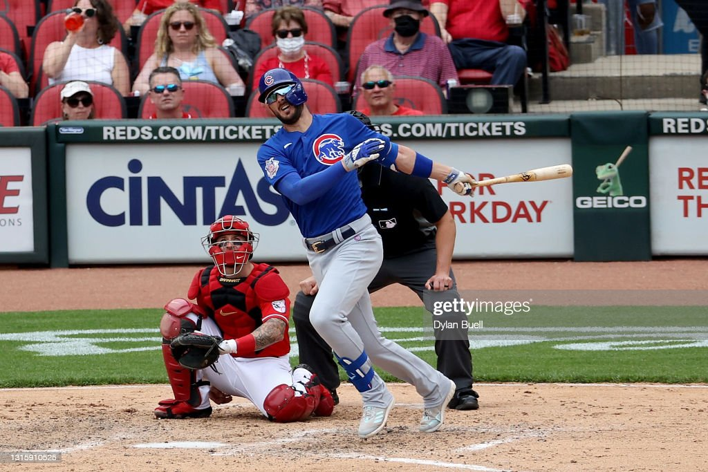 Chicago Cubs v Cincinnati Reds : News Photo