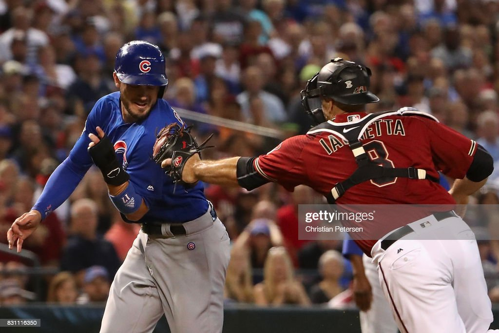 Chicago Cubs v Arizona Diamondbacks