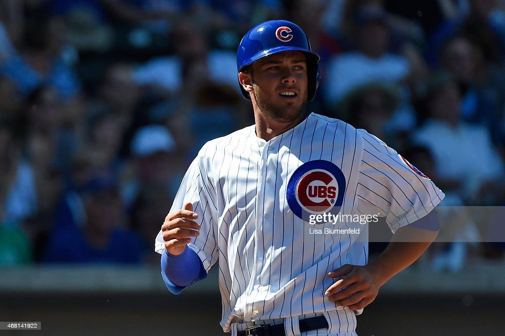 Colorado Rockies v Chicago Cubs : News Photo