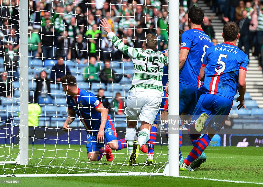 Inverness Caledonian Thistle v Celtic - The William Hill Scottish Cup Semi Final
