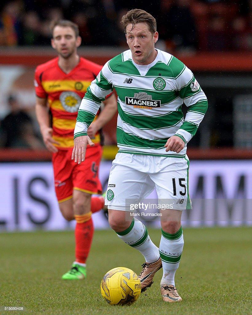 Partick Thistle v Celtic - Ladbrokes Scottish Premiership
