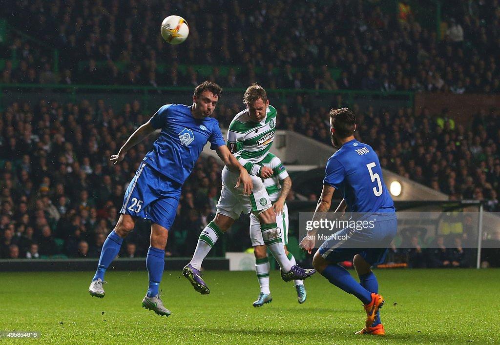 Celtic FC v Molde FK - UEFA Europa League