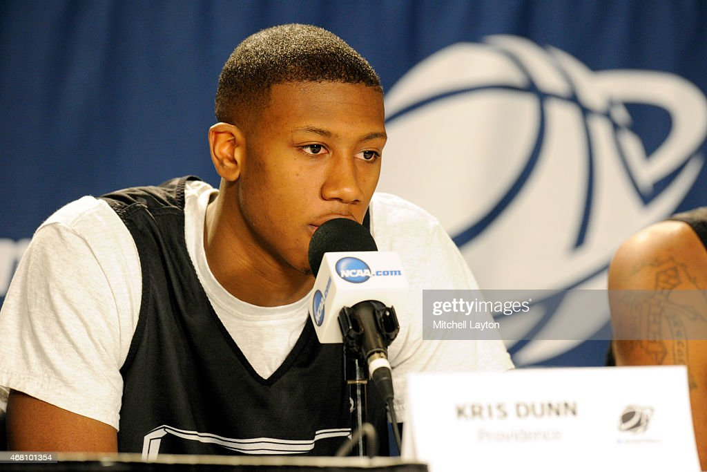 NCAA 2nd Rd - Media Day : News Photo