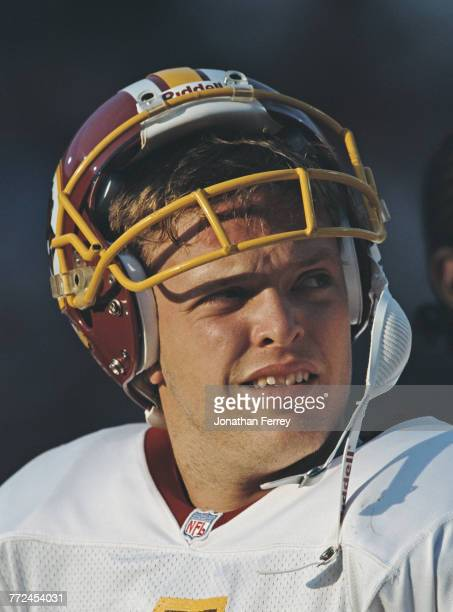 Kris Heppner Kicker for the Washington Redskins during the National Football Conference East game against the Arizona Cardinals on 5 November 2000 at...