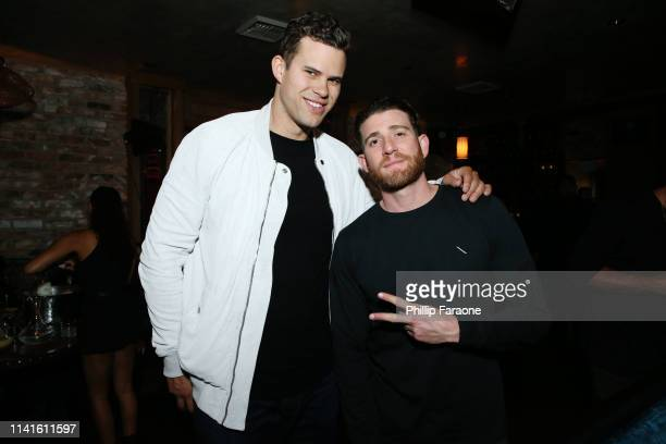 Kris Humphries and Bryan Greenberg attend Twenty Celebrates It's Official Launch At TAO Los Angeles at TAO on April 09 2019 in Los Angeles California