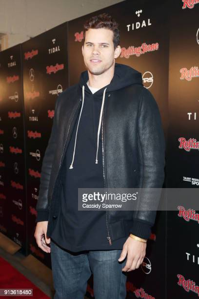 Kris Humphries at Rolling Stone Live Minneapolis presented by MercedesBenz and TIDAL Produced in partnership with Talent Resources Sports on February...