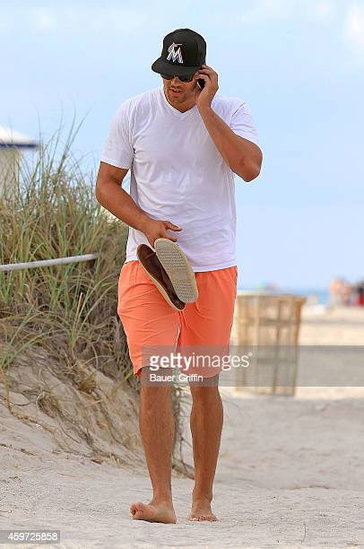 Kris Humphries is seen on June 03 2012 in Miami Florida