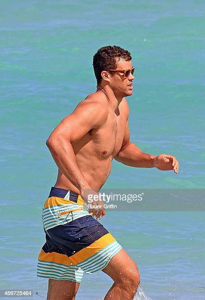 Kris Humphries is seen on June 09 2012 in Miami Florida