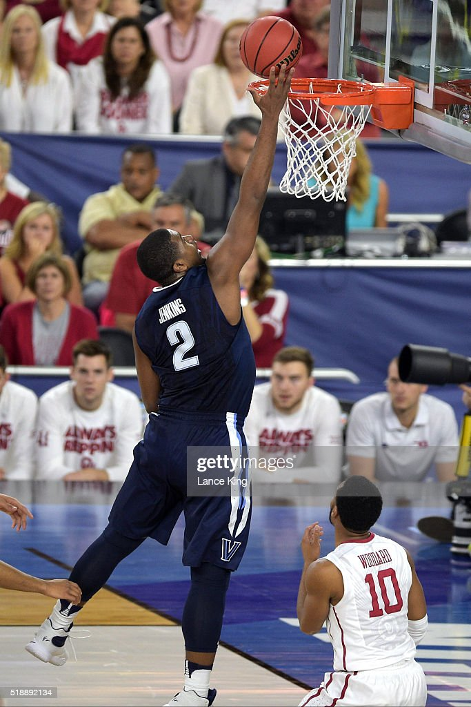 NCAA Men's Final Four - Villanova v Oklahoma : News Photo