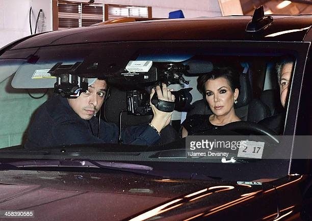 Kris Jenner arrives to the 2016 Angel Ball on November 21 2016 in New York City