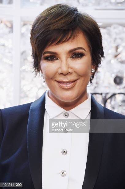 Kris Jenner attends GEARYS Beverly Hills Hosts Baccarat Takeover on September 27 2018 in Beverly Hills California