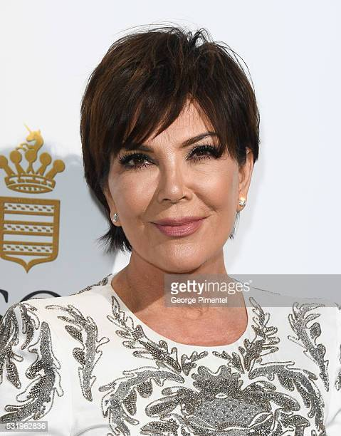 Kris Jenner attends the De Grisogono Party at the annual 69th Cannes Film Festival at Hotel du CapEdenRoc on May 17 2016 in Cap d'Antibes France