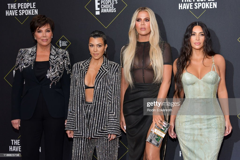 2019 E! People's Choice Awards - Arrivals : ニュース写真
