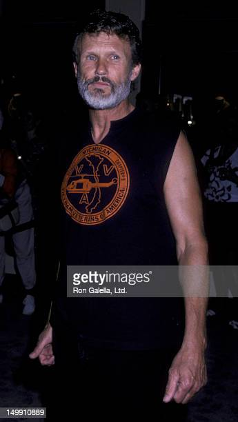 Kris Kristofferson attends Amnesty International Benefit Party on September 15, 1986 at the Beverly Hilton Hotel in Beverly Hills, California.