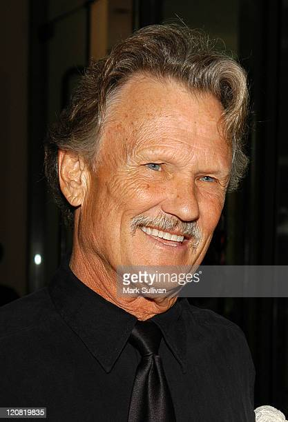 Kris Kristofferson during 21st Annual Golden Boot Awards Arrivals at Beverly Hilton Hotel in Beverly Hills California United States
