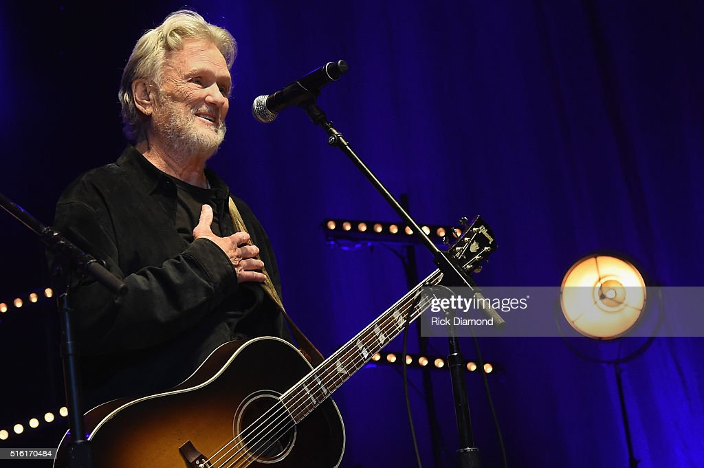 The Life & Songs of Kris Kristofferson - Show : News Photo