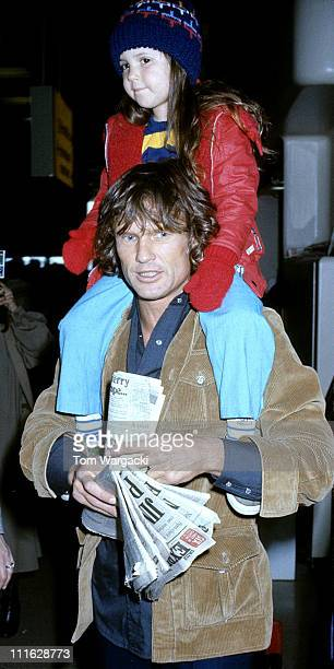 Kris kristofferson family pictures and photos getty images kris kristofferson with daughter casey at heathrow airport altavistaventures Images