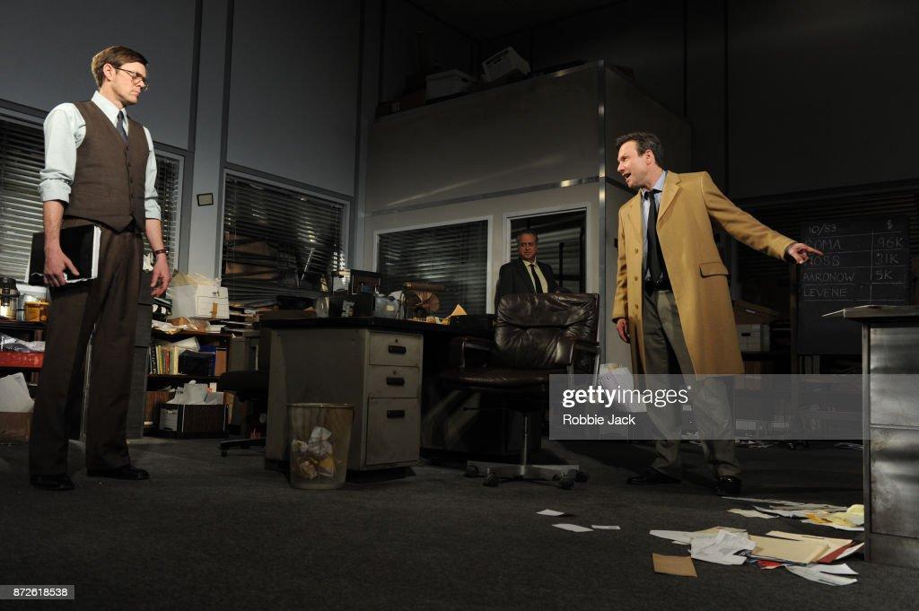 David Mamet's Glengarry Glenross At The Playhouse