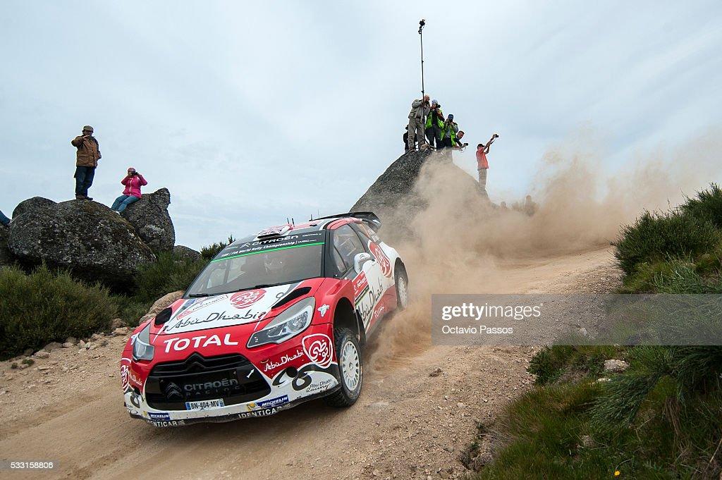 FIA World Rally Championship Portugal : News Photo