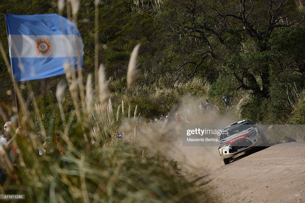 FIA World Rally Championship Argentina -  Day Two