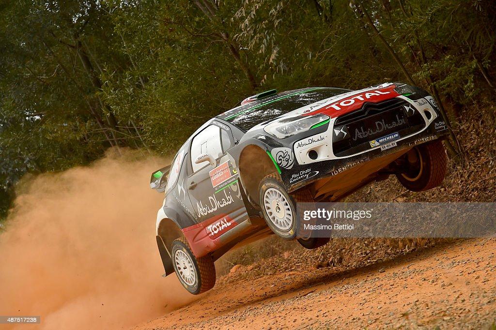 FIA World Rally Championship Australia - Shakedown
