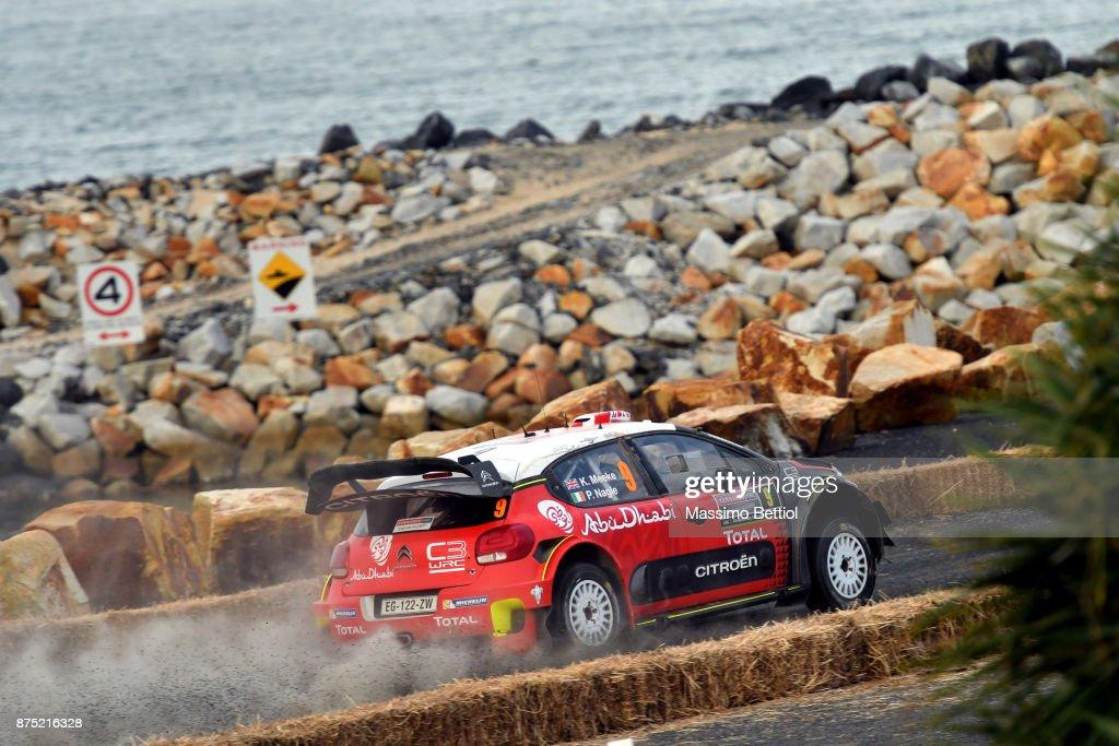 Kennards Hire Rally - Australia : News Photo