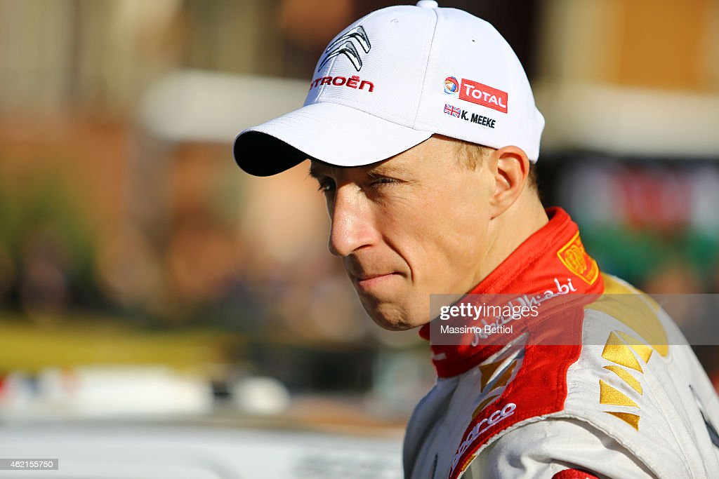 FIA World Rally Championship Monte-Carlo -  Day Four