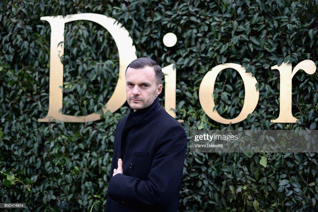 Kris van Assche Leaves Dior Homme