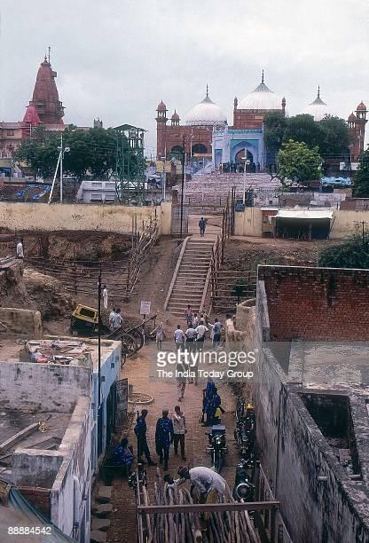 Krishna Janmabhoomi and Masjid at Mathura Uttar Pradesh