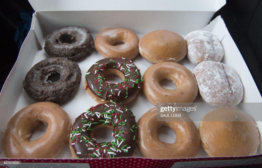 UberEats crashes after offering free Krispy Kreme doughnuts