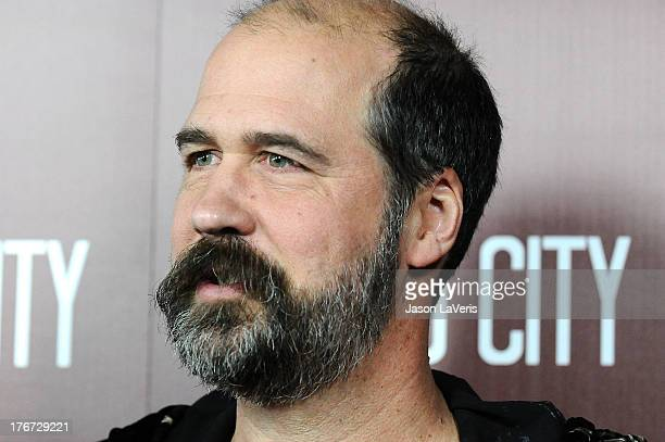 """Krist Novoselic attends the premiere of """"Sound City"""" at ArcLight Cinemas Cinerama Dome on January 31, 2013 in Hollywood, California."""