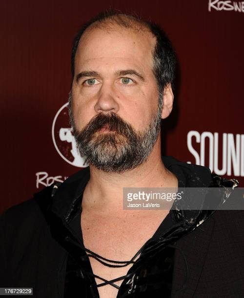 Krist Novoselic attends the premiere of 'Sound City' at ArcLight Cinemas Cinerama Dome on January 31 2013 in Hollywood California