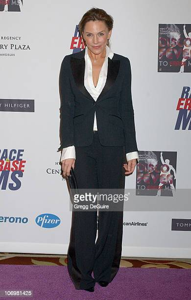 Krista Allen during 13th Annual Race to Erase MS Sponsored by Nancy Davis and Tommy Hilfiger Arrivals at Hyatt Regency Century Plaza in Century City...