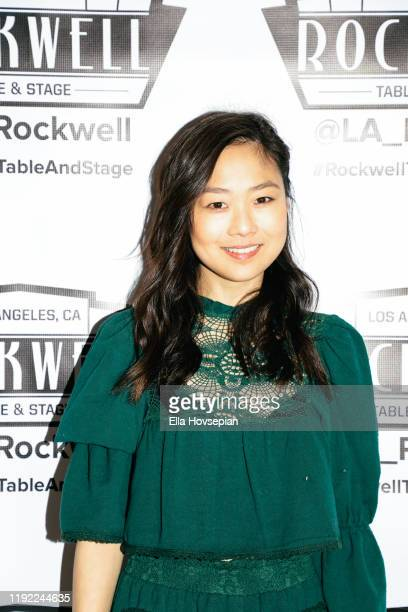 Krista Marie Yu at Rockwell Table and Stage on December 05 2019 in Los Angeles California
