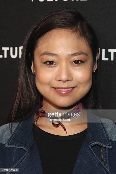 Krista Marie Yu attends the Vulture Awards Season Party at Sunset Tower Hotel on December 8 2016 in West Hollywood California