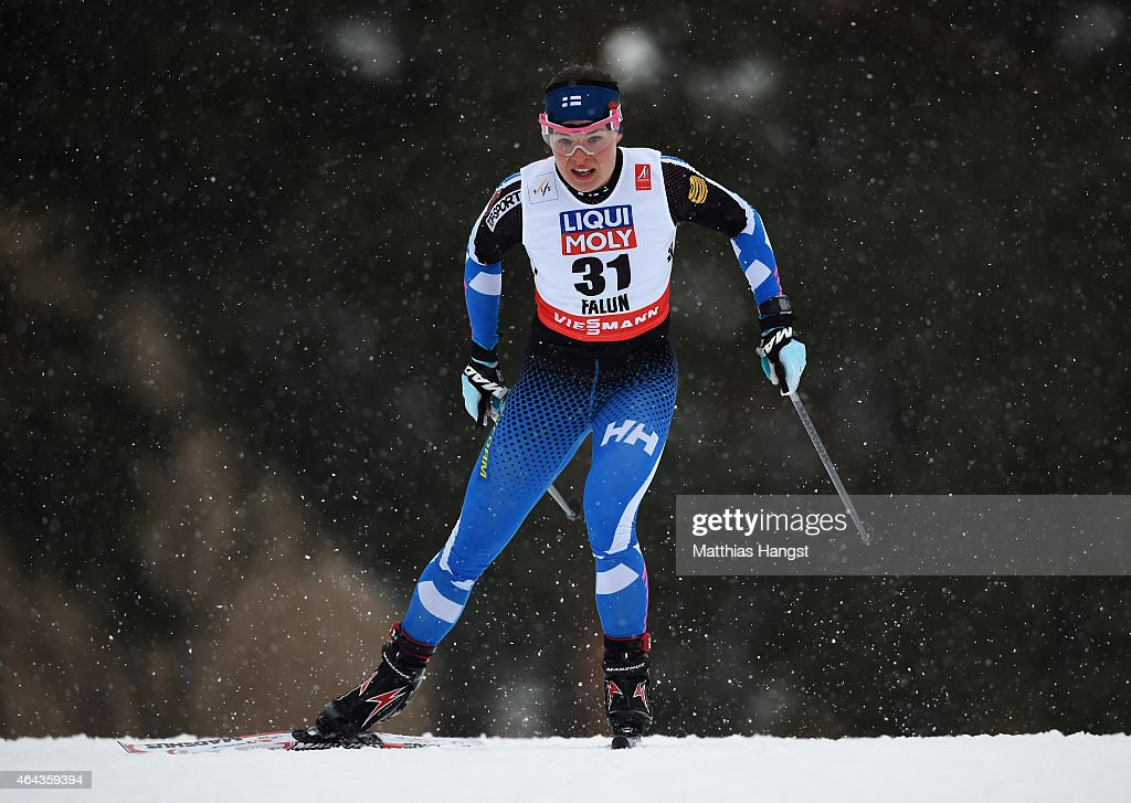 Cross Country: Women's 10km - FIS Nordic World Ski Championships : News Photo